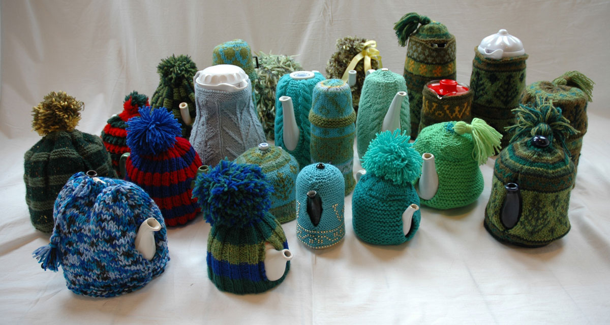 Tea Cosy Army